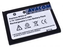Baterie pro O2 XDA Mini Pro Li-Ion 3,7V 1250mAh (náhrada WIZA16)