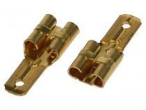 Redukce Faston 6,3mm na Faston 4,7mm (p�r, 2ks)