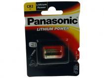 Nenab�jec� fotobaterie CR2 Panasonic Lithium 1ks Blistr