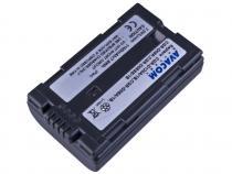 Panasonic CGR-D120/D08s/ VSB0418, Hitachi DZ-BP14 černá Li-ion 7.2V 1100mAh 7.9Wh