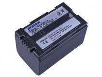 Panasonic CGR-D220/D16s, Hitachi DZ-BP16 Li-Ion 7.2V 2200mAh 15.8Wh černá