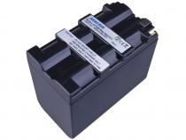Sony NP-F970 Li-ion 7.2V 7800mAh 56.2 Wh černá