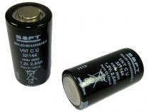 Nabíjecí průmyslová baterie C Saft 2500mAh 1,2V Ni-Cd - vysokoteplotní