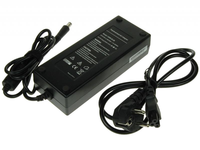 Nabíjecí adaptér pro notebook Dell 19,5V 6,7A 130W konektor 7,4mm x 5,1mm s vnitřním pinem