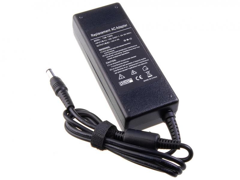 Nabíjecí adaptér pro notebook Toshiba 15V 5A 75W konektor 6,5mm x 3,0mm