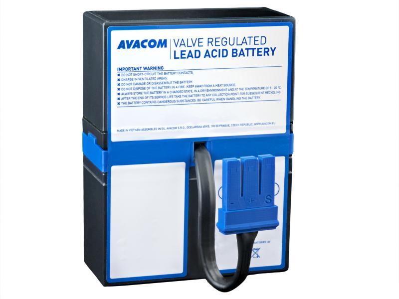 AVACOM náhrada za RBC32 - baterie pro UPS - renovace