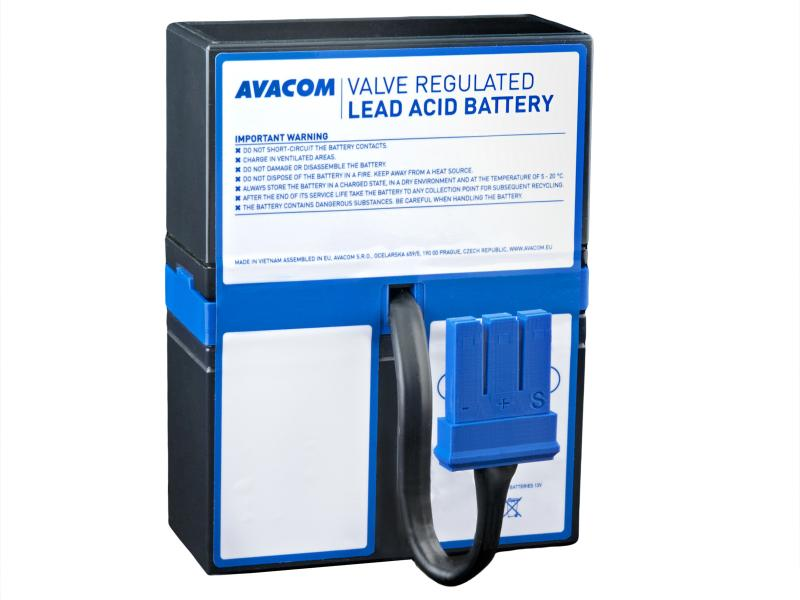 AVACOM náhrada za RBC33 - baterie pro UPS - renovace