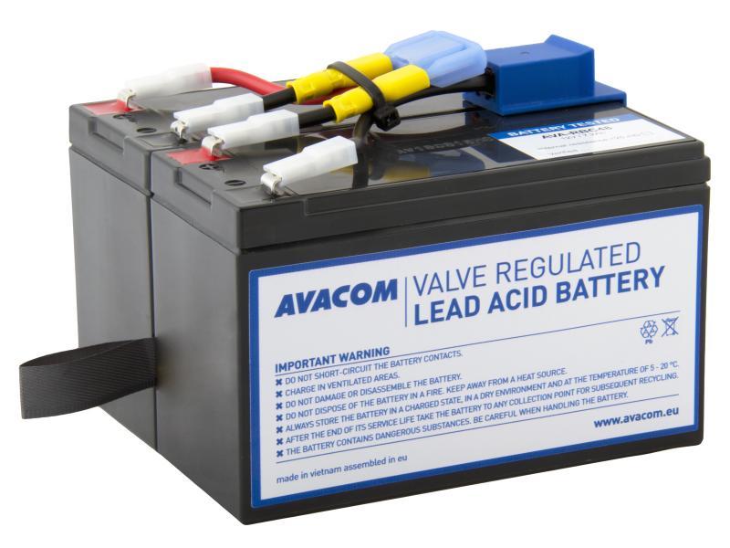 AVACOM náhrada za RBC48 - baterie pro UPS (2ks baterií)