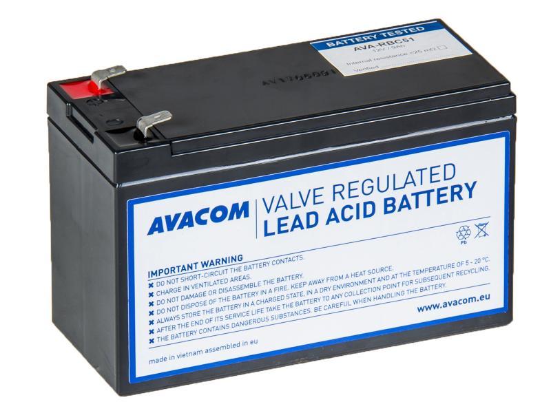 AVACOM RBC51 - baterie pro UPS