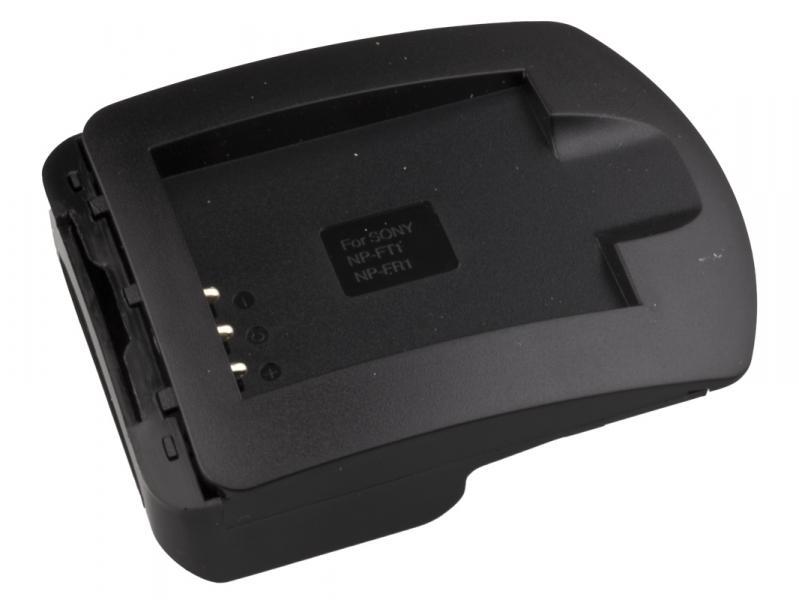 Redukce pro Sony NP-FT1, NP-FR1, NP-BD1 k nabíječce AV-MP, AV-MP-BLN - AVP113