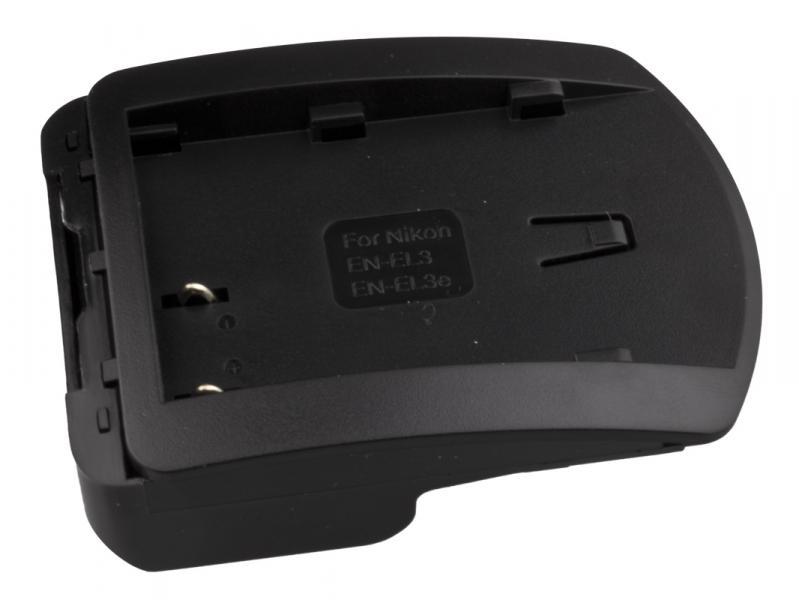 Redukce pro Nikon EN-EL3,EN-EL3E, Fujifilm NP-150 k nabíječce AV-MP, AV-MP-BLN - AVP135