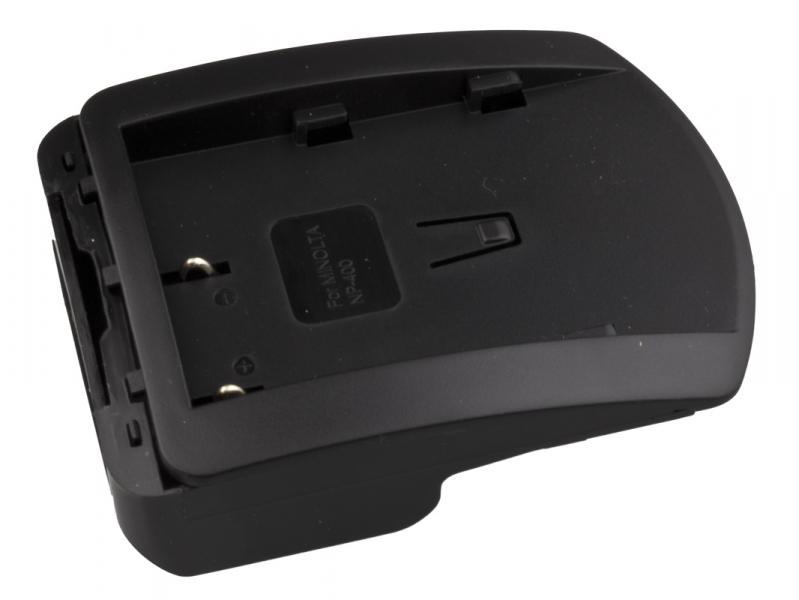 Redukce pro Minolta NP-400 k nabíječce AV-MP, AV-MP-BLN - AVP400