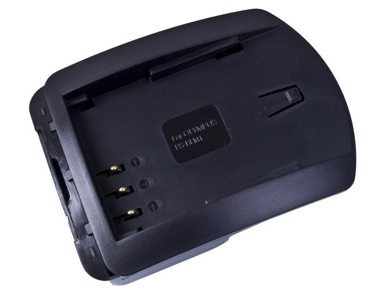 Redukce pro Olympus BLM-1, BLM-5 k nabíječce AV-MP, AV-MP-BLN - AVP101