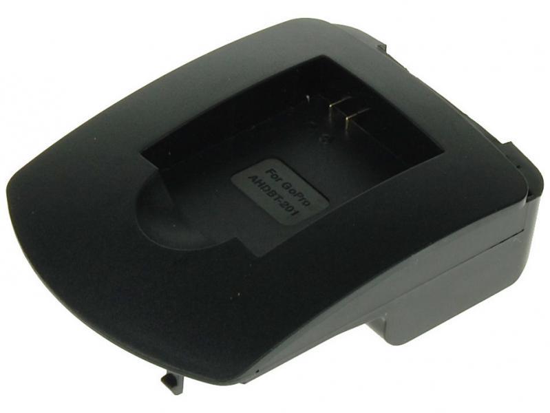 Redukce pro GoPro AHDBT-201, AHDBT-301 k nabíječce AV-MP, AV-MP-BLN - AVP732