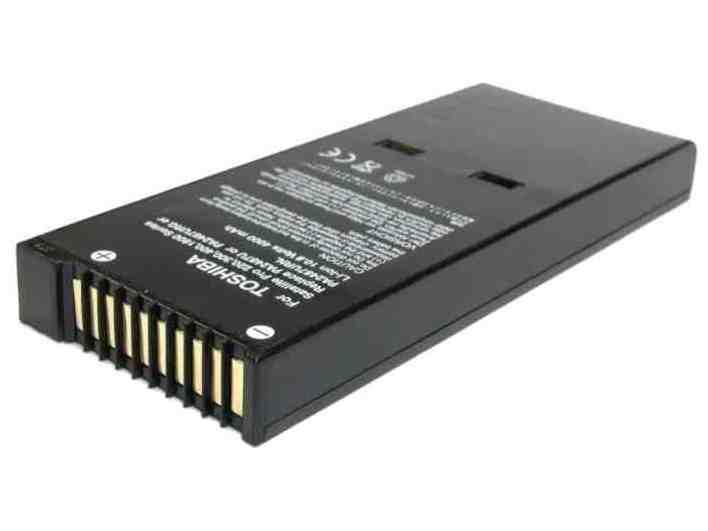 Toshiba Satellite Pro 300/400 Li-Ion 10,8V 4500mAh 49Wh