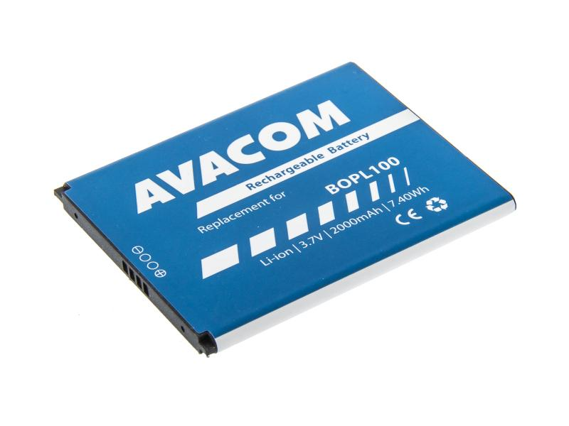 Baterie do mobilu HTC Desire 526 Li-Ion 3,7V 2000mAh (náhrada BOPL4100)
