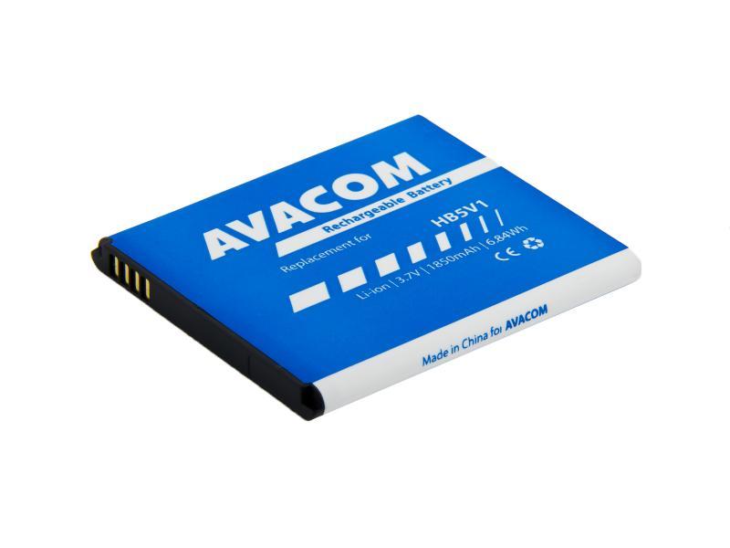 Baterie do mobilu Huawei Ascend Y300  Li-Ion 3,7V 1850mAh, (náhrada HB5V1)