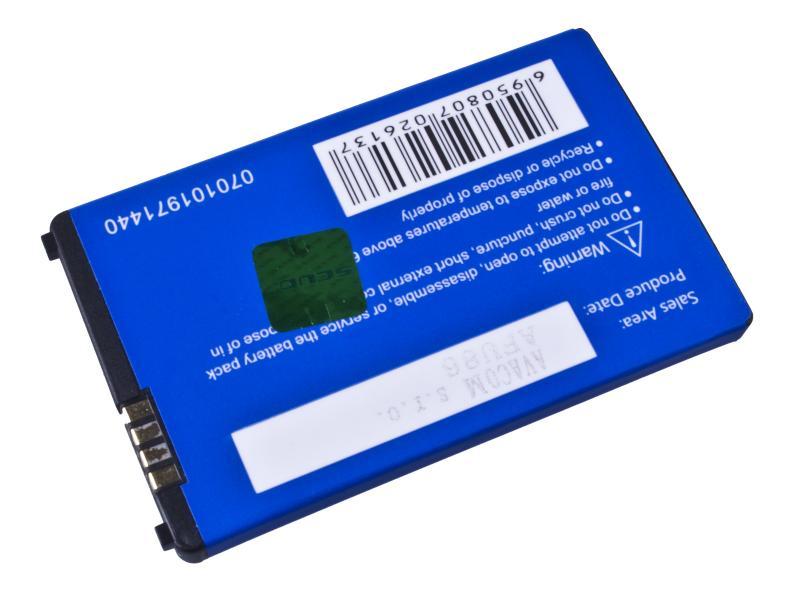 Baterie do mobilu LG KF900 Li-Ion 3,7V 950mAh (náhrada LGIP-340N)
