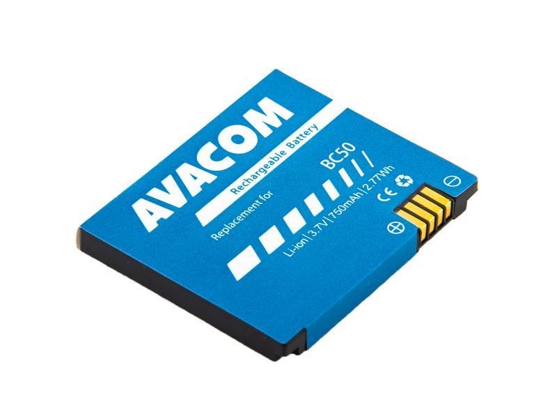 Baterie do mobilu Motorola L6 Li-Ion 3,7V 750mAh (náhrada BC50)