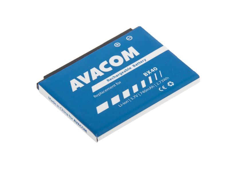 Baterie do mobilu Motorola U9, V9, V9x Li-Ion 3,7V 740mAh (náhrada BX40)