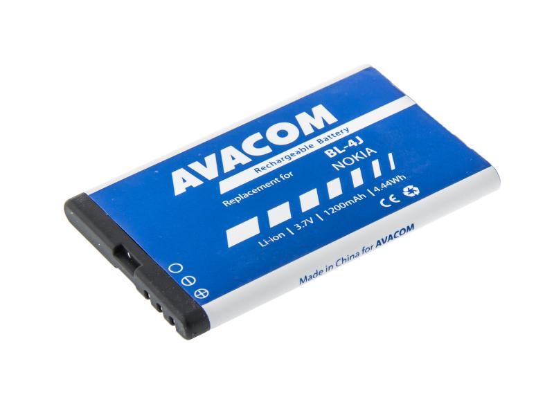 Baterie do mobilu Nokia C6, Li-Ion 3,7V 1200mAh (náhrada BL-4J)