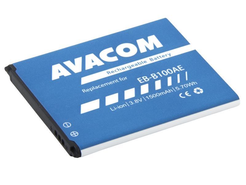 Baterie do mobilu Samsung Galaxy ACE 3 Li-Ion 3,8V 1500mAh, (náhrada EB-B100AE)