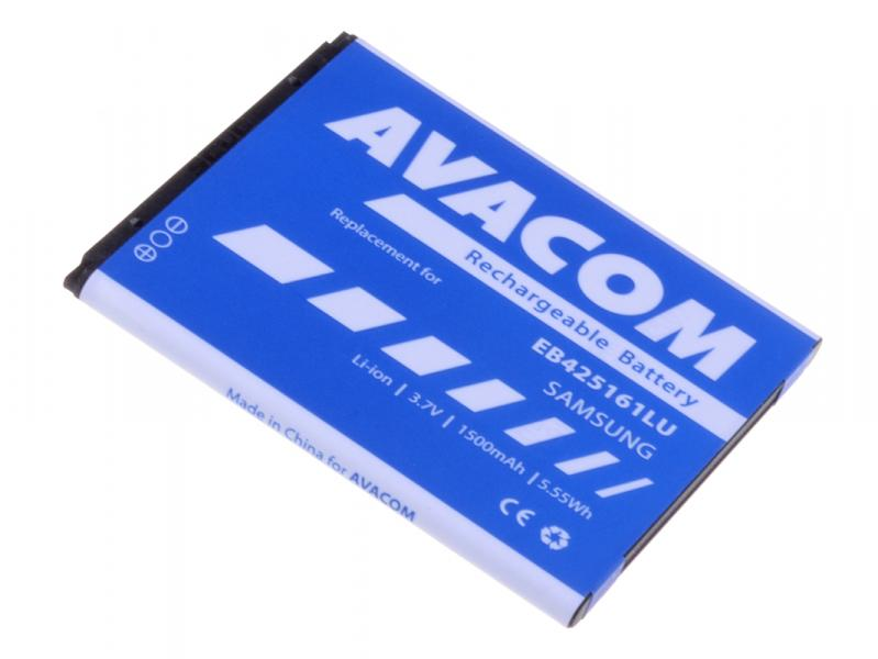 Baterie do mobilu Samsung I8160 Galaxy Ace 2 Li-Ion 3,7V 1500mAh (náhrada EB425161LU)