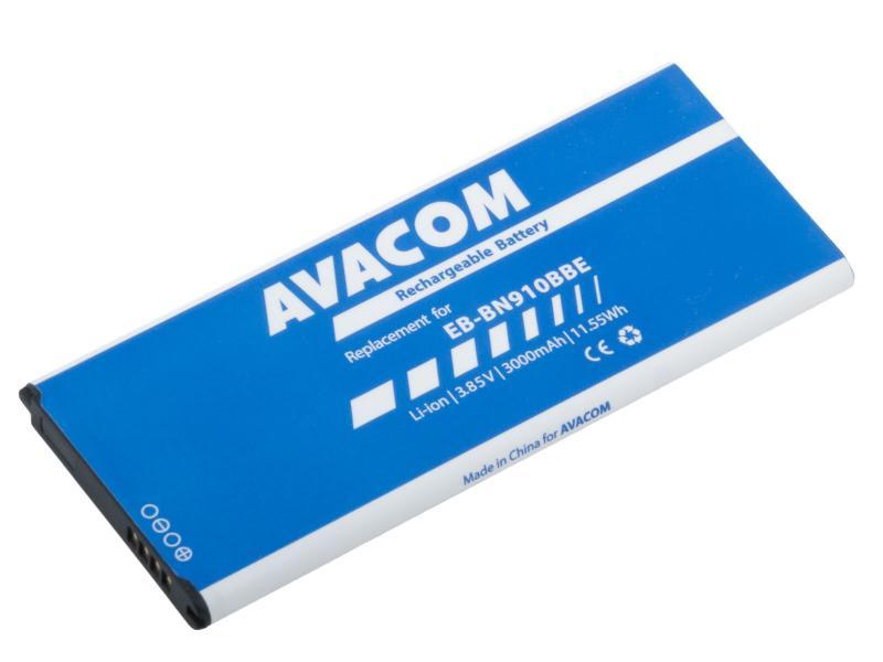 Baterie do mobilu Samsung N910F Note 4 Li-Ion 3,85V 3000mAh (náhrada EB-BN910BBE)
