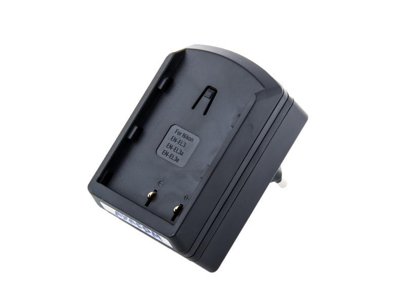Nabíječka pro Li-Ion akumulátor Nikon EN-EL3,EN-EL3E, Fujifilm NP-150 - ACM136