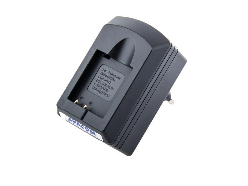 Nabíječka pro Li-Ion akumulátor Panasonic S007, DMW-BCD10 - ACM171