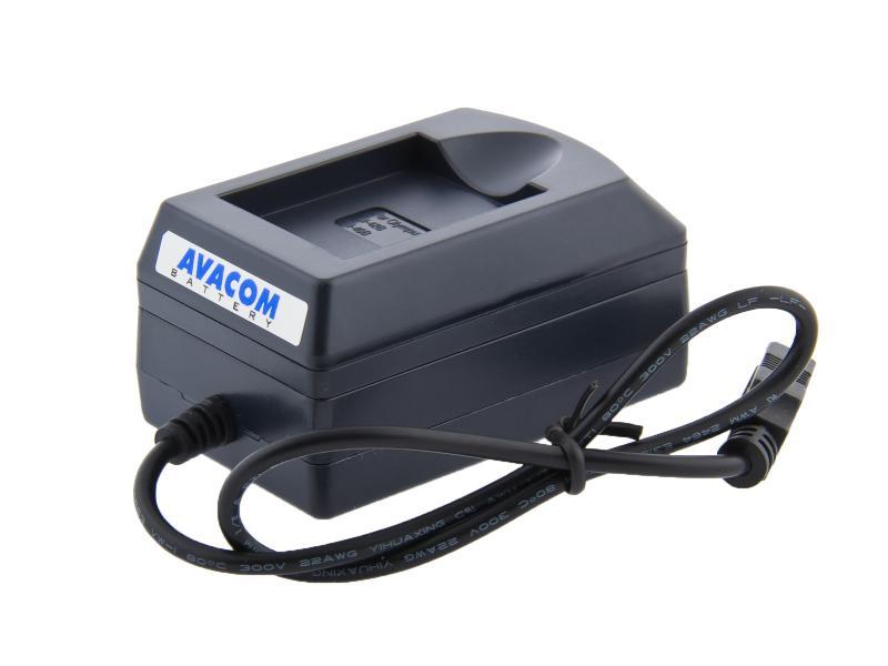 USB nabíječka AVEPU 140 pro Li-Ion akumulátor Olympus Li-40B, Li-42B