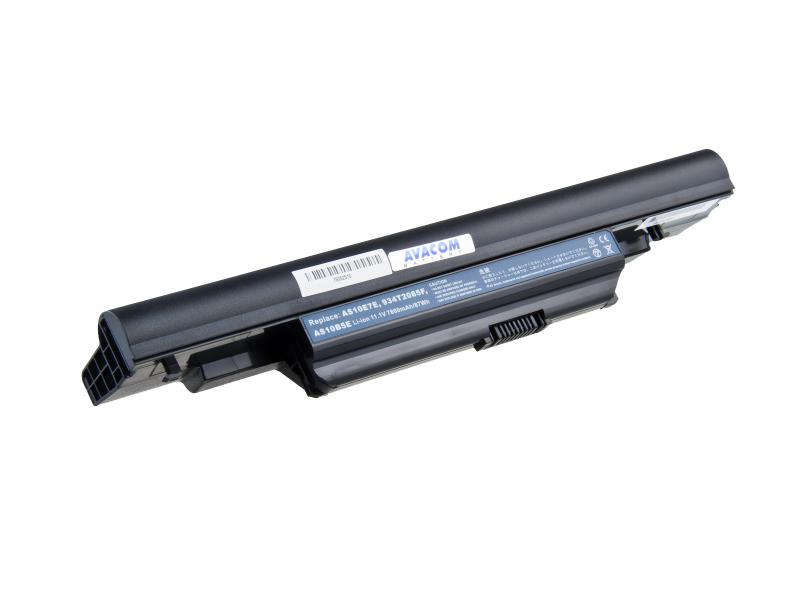 Acer Aspire 3820T, 4820T, 5820T series Li-Ion 11,1V 7800mAh/87Wh