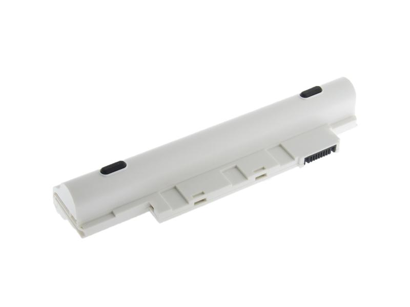 Acer Aspire One 522/D255/D260/D270 series Li-Ion 11,1V 5200mAh 58Wh white