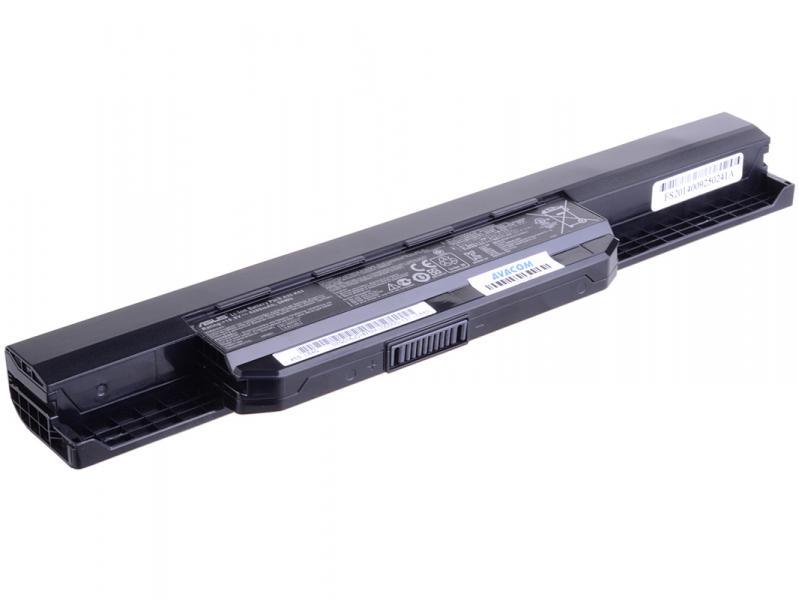 Asus K53/A53/A45/X84/A43 Li-Ion 10,8V 5200mAh 56Wh