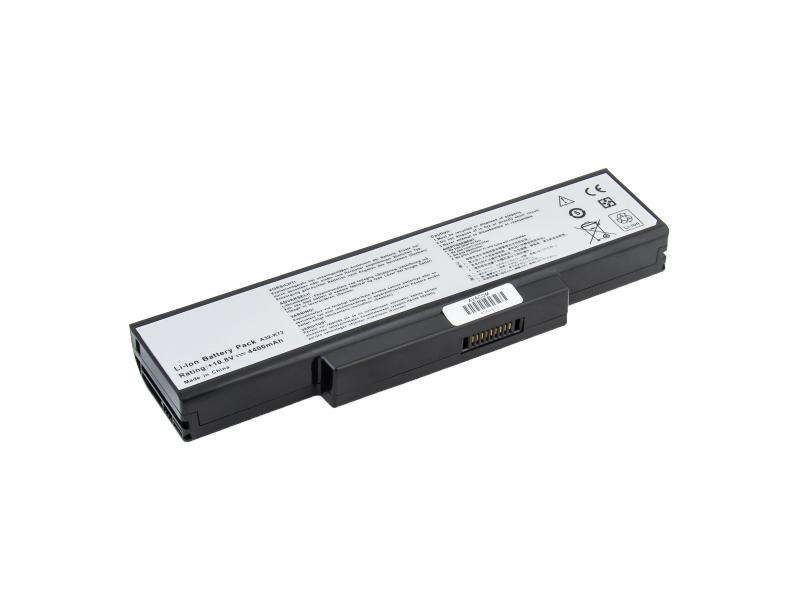 Asus A72/K72/N71/N73/X77 Li-Ion 11,1V 4400mAh