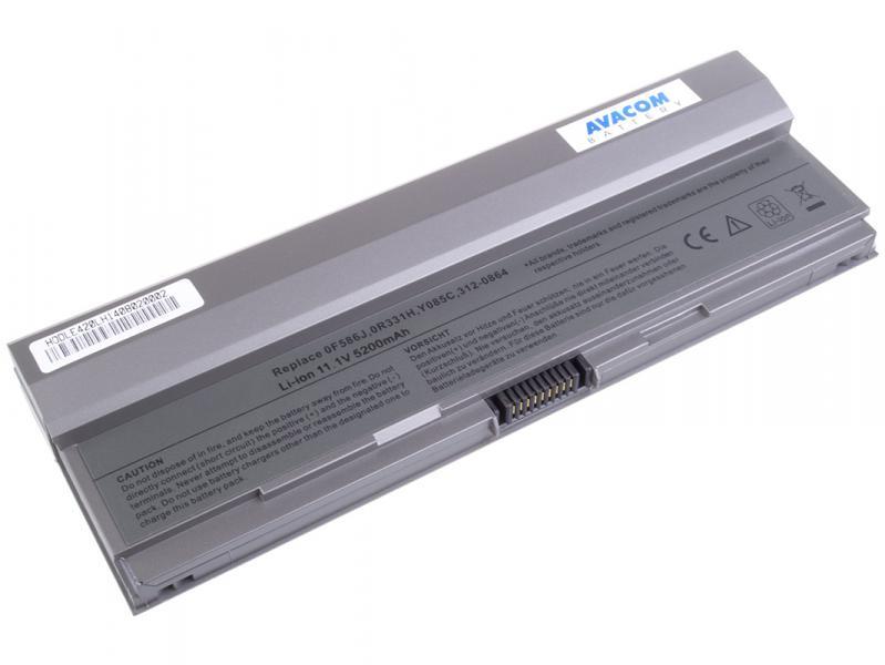 Dell Latitude E4200 Li-Ion 11,1V 5200mAh 58Wh
