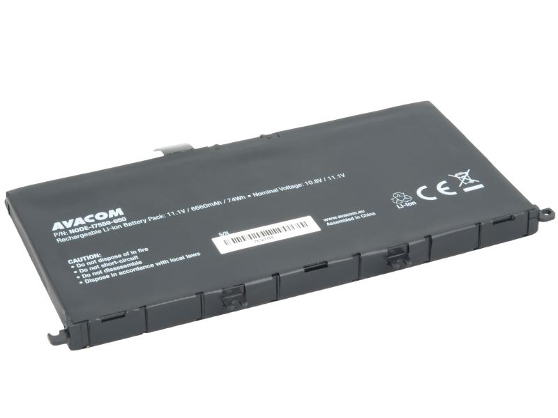 Dell Inspiron 15 7559, 7557 Li-Ion 11,4V 6491mAh 74Wh