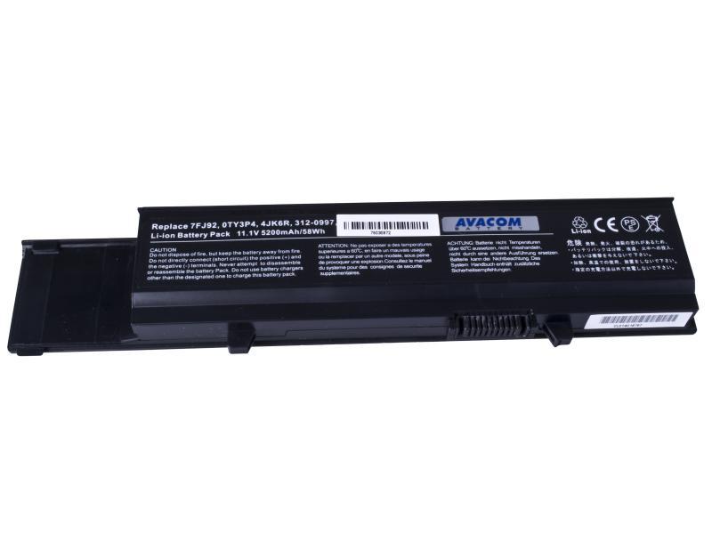 Dell Vostro 3400/3500/3700 Li-Ion 11,1V 5200mAh/58Wh