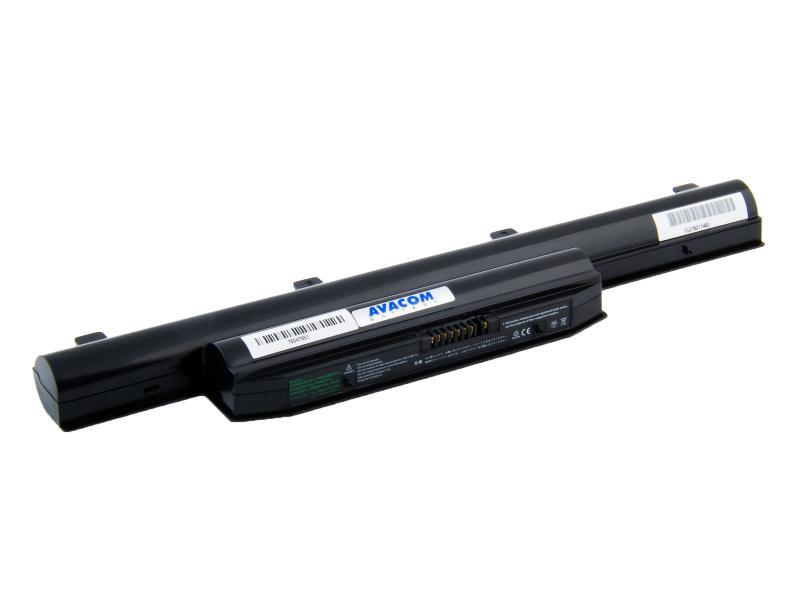 Fujitsu Siemens LifeBook LH532 Li-Ion 10,8V 4600mAh/50Wh