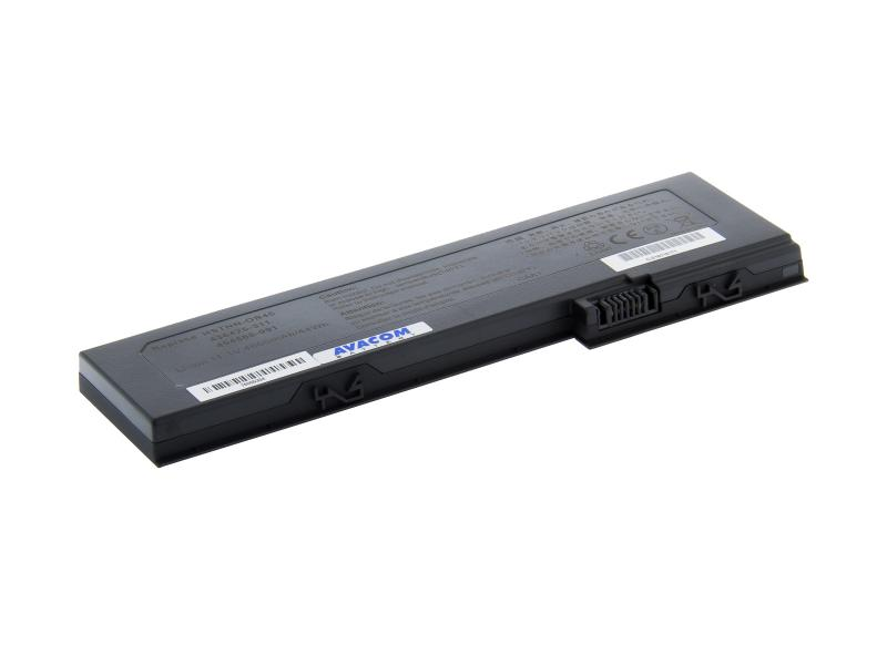 HP Business Notebook 2710p, EliteBook 2730p Li-Ion 11,1V 4000mAh 44Wh