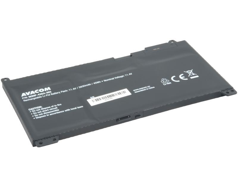 HP 430 G4, 440 G4 Li-Pol 11,4V 4000mAh 45Wh