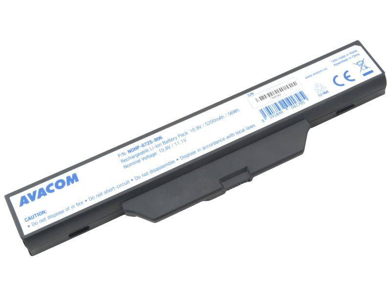HP Business 6720s, 6730s, 6820s, 6830s, HP 550 Li-Ion 10,8V 5200mAh /56Wh cS