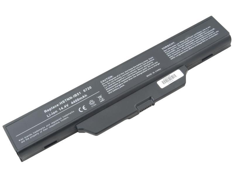 HP Business 6730s, 6830s, HP 550 Li-Ion 14,4V 4400mAh