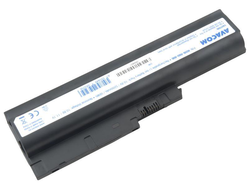 IBM ThinkPad R60/T60 Li-Ion 10,8V 5200mAh/56Wh