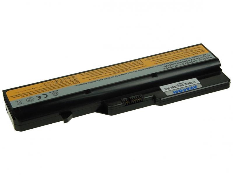 Lenovo G560, IdeaPad V470 series Li-Ion 10,8V 5200mAh/56Wh