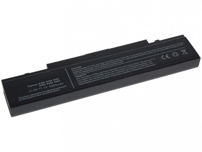 Samsung R530/R730/R428/RV510 Li-Ion 11,1V 5200mAh/58Wh