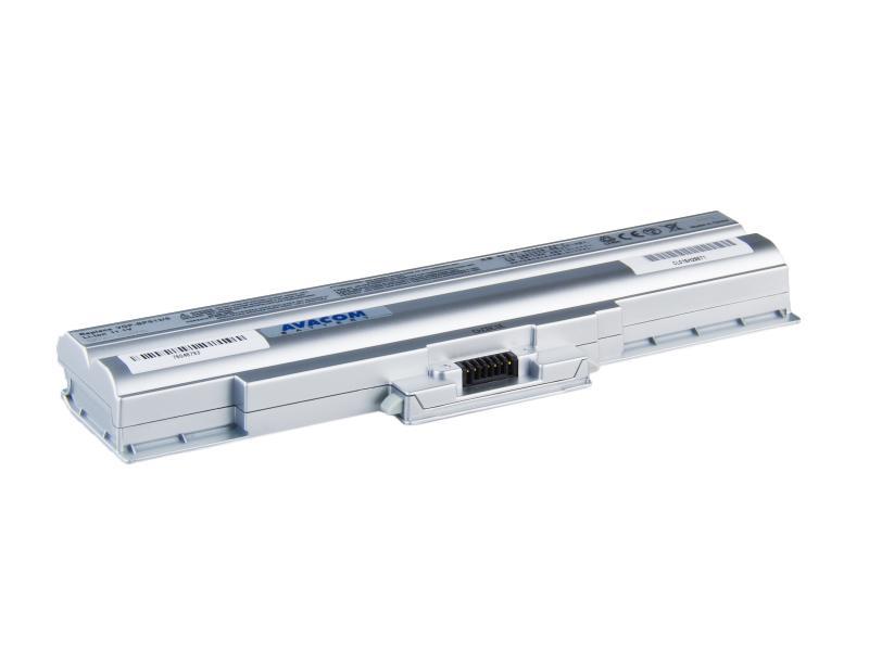 Sony VGN-FW11, VGP-BPS13 Li-Ion 11,1V 5200mAh/58Wh silver