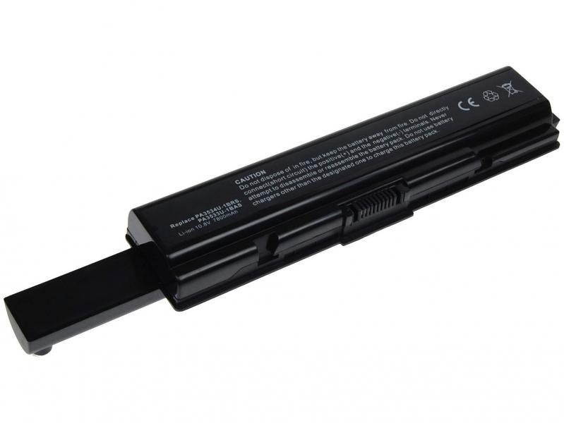 Toshiba Satellite A200/A300/L300 Li-Ion 10,8V 7800mAh cS