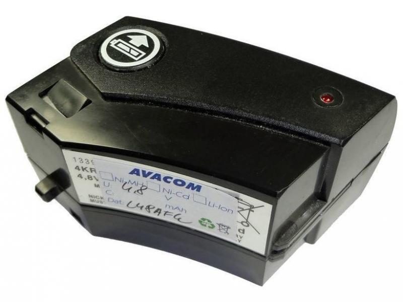 Repase baterie pro el  smeták Kärcher K 55 Ni-Cd 4,8V