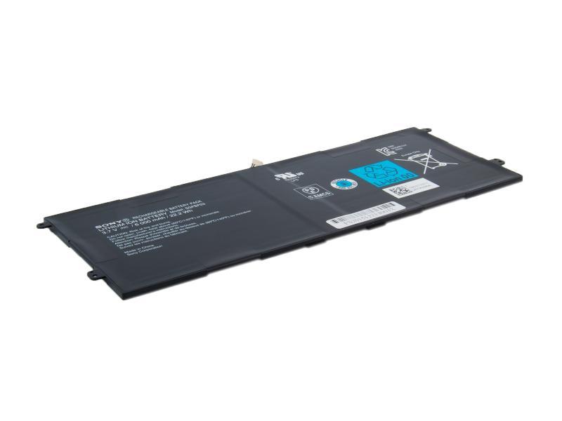 Sony Xperia Tablet Z series Li-Pol 3,7V 6000mAh 22,2Wh